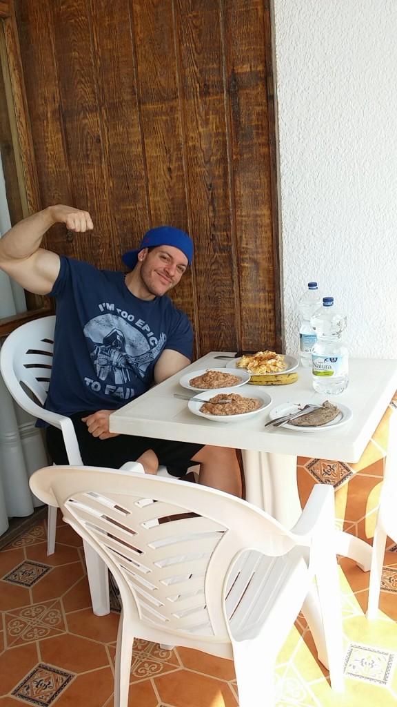 Frukost Torremolinos