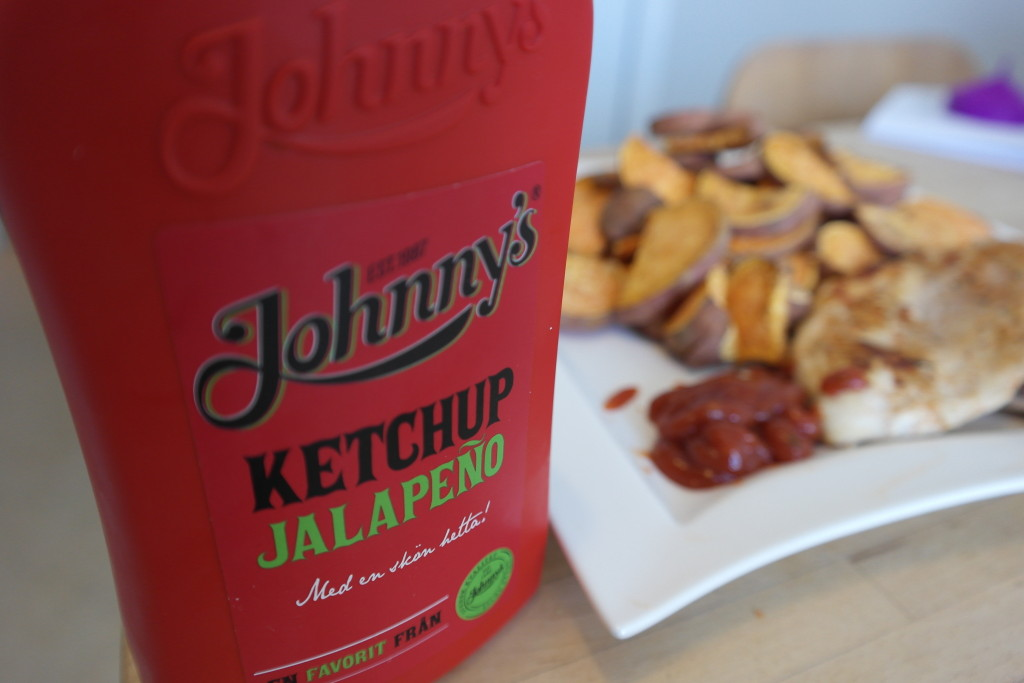 Johnnys Jalapeno Ketchup