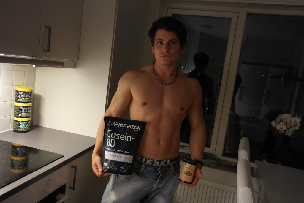Casein Men's Physique Night Meal