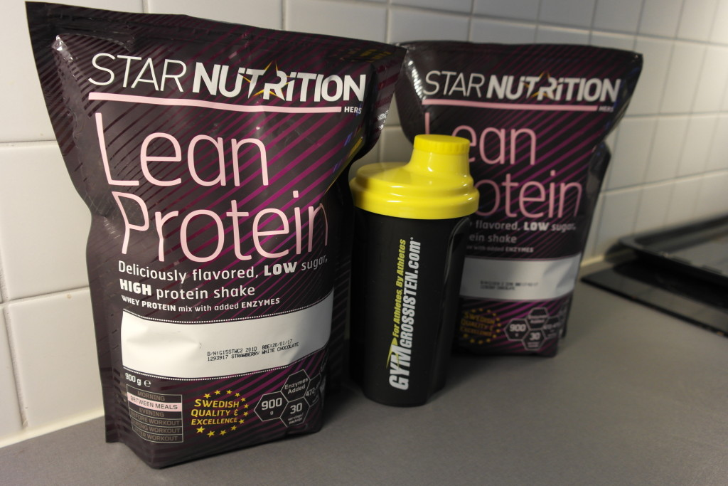 Star Nutrition Hers Lean Protein Gymgrossisten