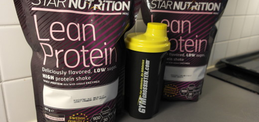 star nutrition lean protein