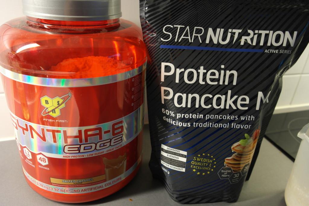 Syntha 6 + Protein Pancake Mix