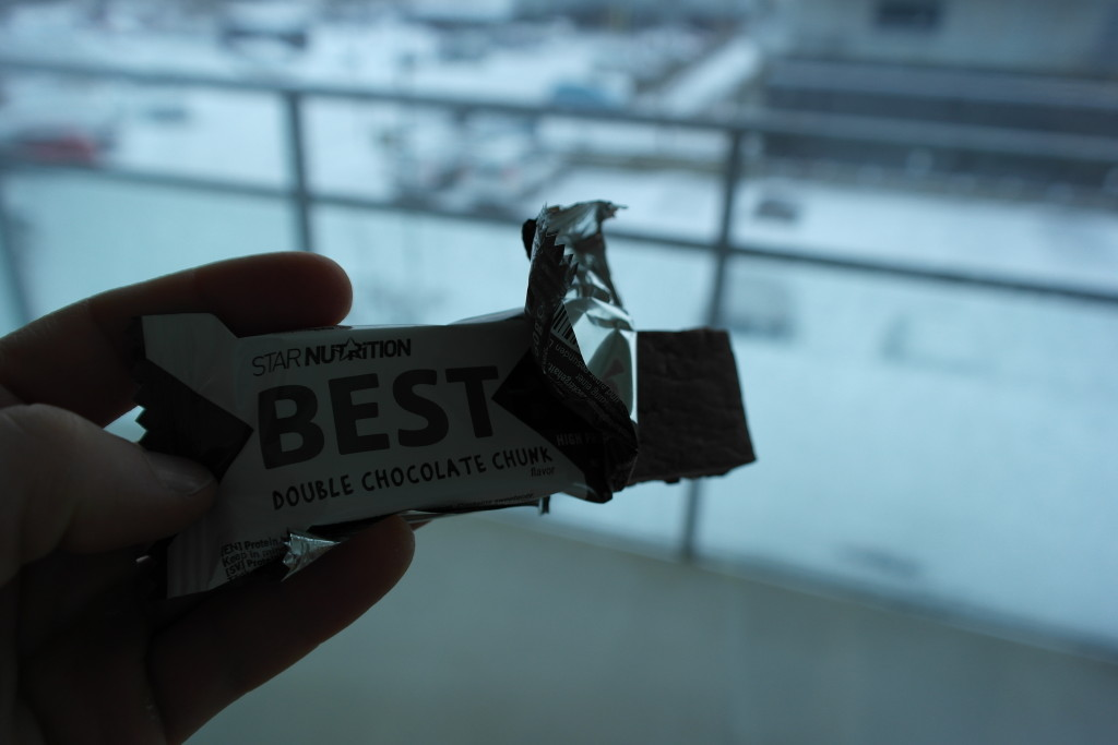 Best Bar Double Rich Chocolate