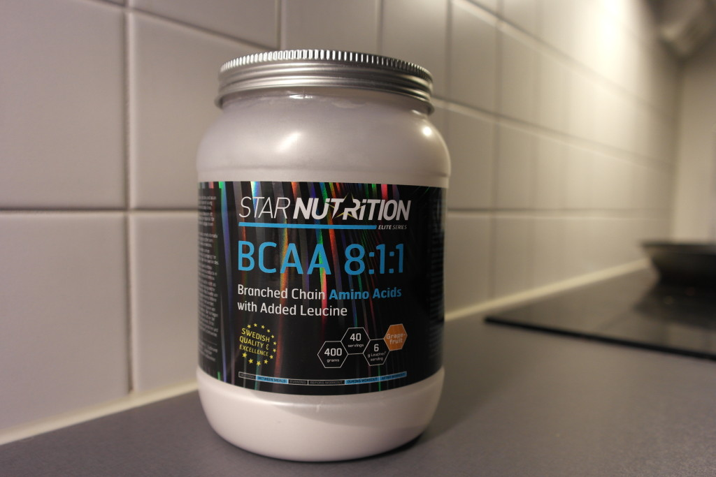 Bcaa 811 star nutrition
