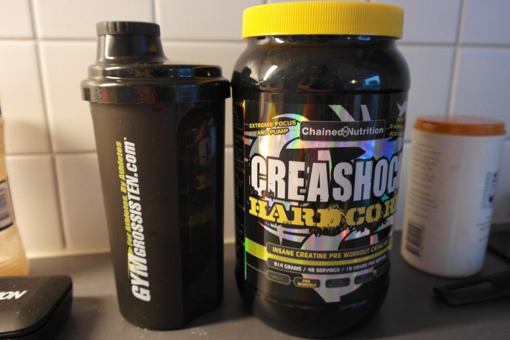 PWO: Creashock Hardcore
