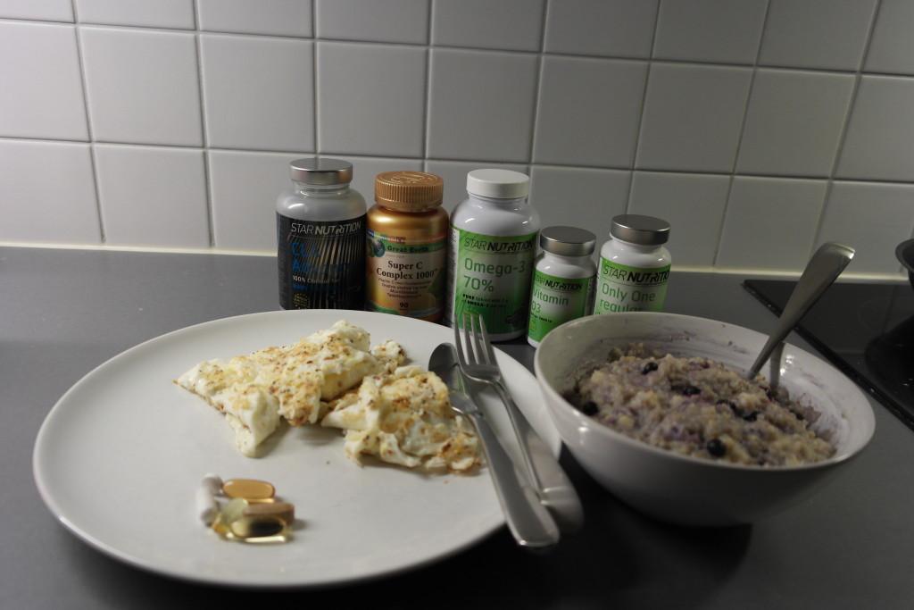 Frukost gymgrossisten