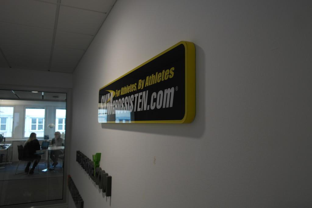 Gymgrossisten kontor logo