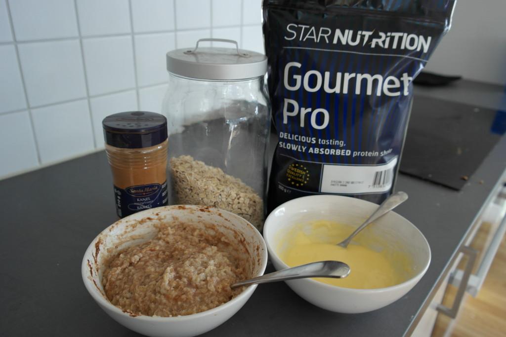 Gourmet Pro och Gröt till frukost