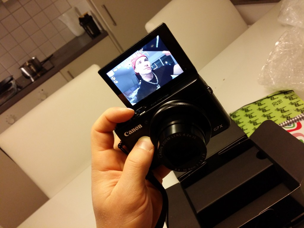 g7x vlog pic