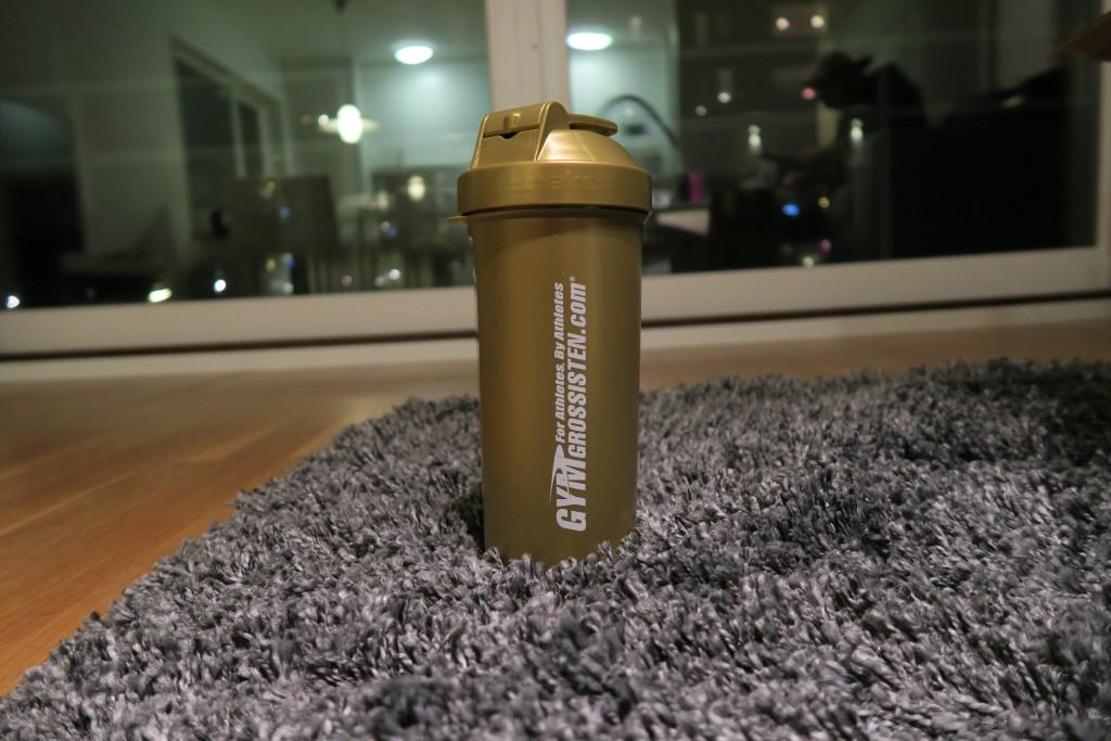 Gymgrossisten Guldshaker Limited Edition
