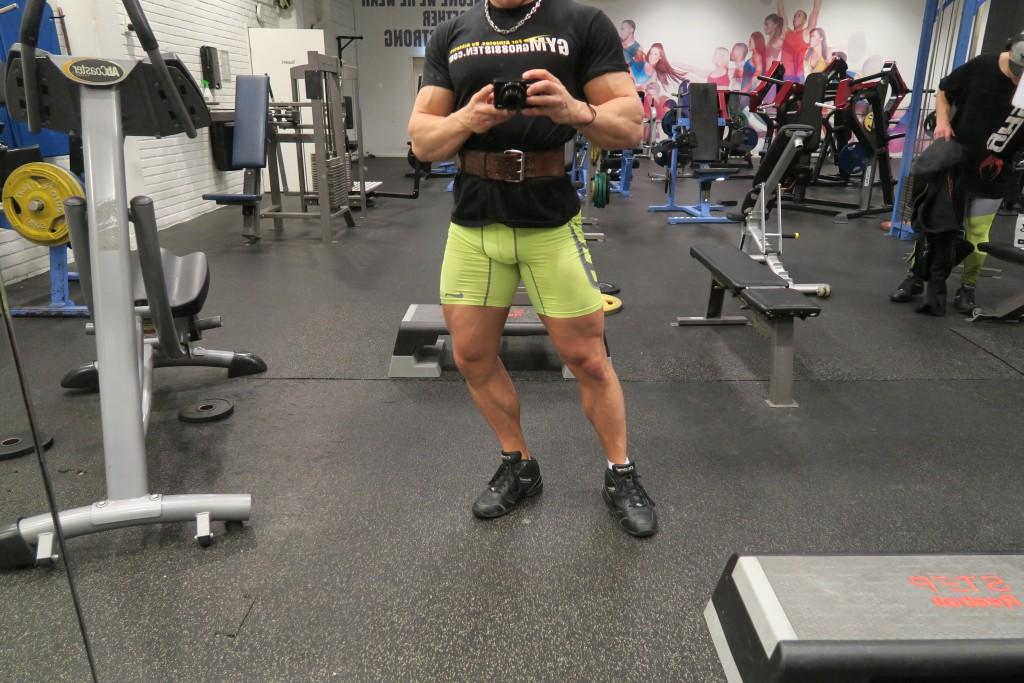 gymgrossisten leg day