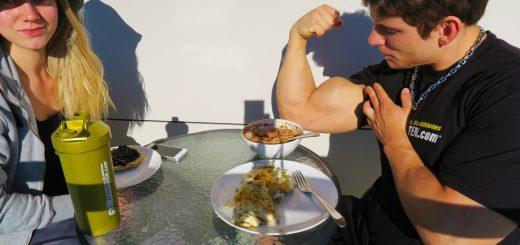 äh biceps